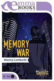 Memory War (Stardust #2) - copertina
