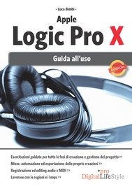 Apple Logic Pro X - copertina