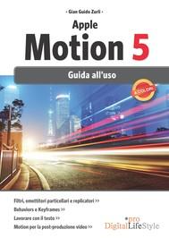 Apple Motion 5 - copertina