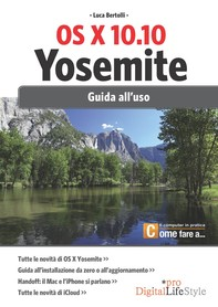 OS X 10.10 Yosemite - Librerie.coop