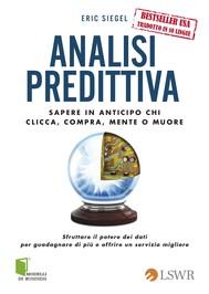 Analisi predittiva - copertina