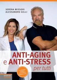 Anti-aging e anti-stress per tutti - copertina