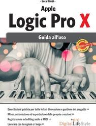 Apple Logic Pro X  2 ed. - copertina