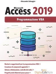 Microsoft Access 2019 - Programmazione VBA - Librerie.coop