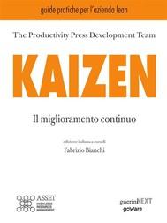Kaizen. Il miglioramento continuo - copertina