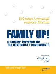 Family up! Il giovane imprenditore tra continuità e cambiamento - copertina