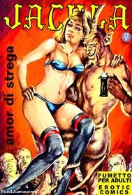 Amor di strega - copertina