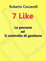 7 like - le persone ed il controllo di gestione - copertina