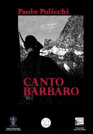 Canto Barbaro - copertina