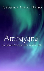 Amhayanai, la generazione dei nominati - copertina