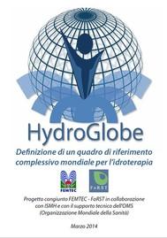 Hydroglobe - definizione di un quadro di riferimento complessivo mondiale per l'idroterapia - copertina