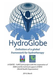Hydroglobe - definition of a global framework for hydrotherapy - copertina