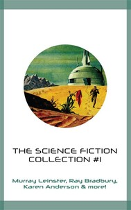 The Science Fiction Collection #1 - copertina