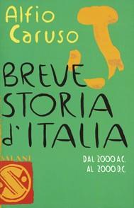 Breve storia d'Italia - copertina