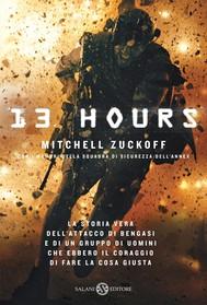 13 Hours - copertina