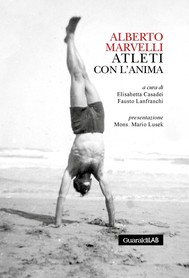 Alberto Marvelli. Atleti con l'anima - copertina