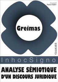 Analyse sémiotique d'un discours juridique - copertina