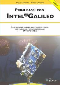 Primi passi con Intel Galileo - Librerie.coop
