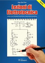Lezioni di elettrotecnica - copertina