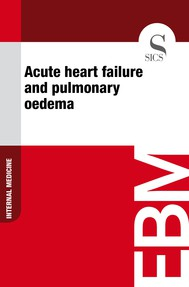Acute Heart Failure and Pulmonary Oedema - copertina