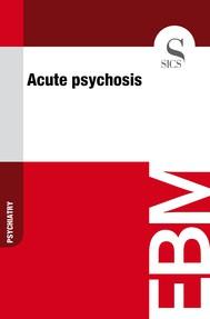 Acute Psychosis - copertina