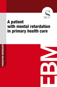 A Patient with Mental Retardation in Primary Health Care - copertina