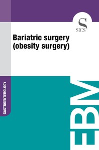Bariatric Surgery (Obesity Surgery) - Librerie.coop