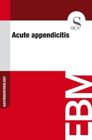 Acute Appendicitis - copertina