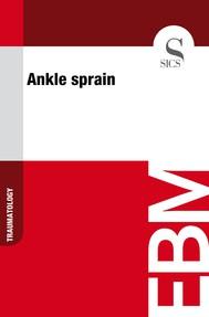 Ankle Sprain - copertina