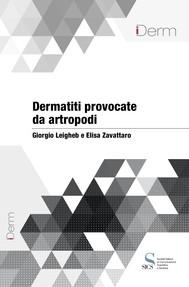 Dermatiti provocate da artropodi - copertina