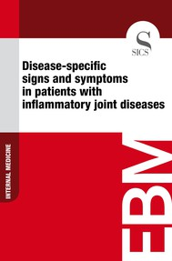 Disease-specific Signs and Symptoms in Patients with Inflammatory Joint Diseases - copertina