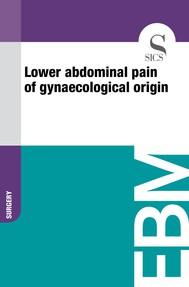 Lower Abdominal Pain of Gynaecological Origin - copertina