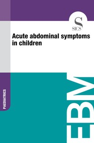 Acute Abdominal Symptoms in Children - copertina