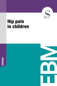 Hip Pain in Children - copertina