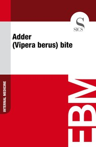 Adder (Vipera Berus) Bite - copertina