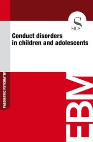 Conduct Disorders in Children and Adolescents - copertina