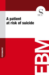 A Patient at Risk of Suicide - copertina