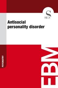 Antisocial Personality Disorder - copertina