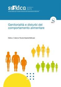 Genitorialità e Disturbi del Comportamento Alimentare - Librerie.coop