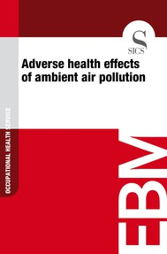 Adverse Health Effects of Ambient Air Pollution - copertina