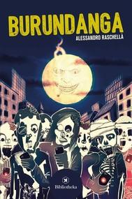 Burundanga - copertina