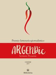 Antologia Premio ArgentPic - copertina
