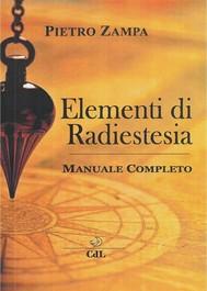 Elementi di  Radiestesia - copertina