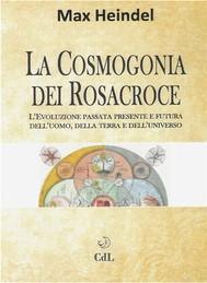La Cosmogonia dei Rosacroce - copertina