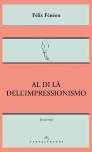 Al di là dell'impressionismo - copertina