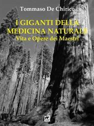 I Giganti della Medicina Naturale - copertina