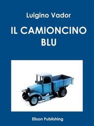 Il camioncino blu - copertina