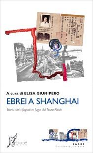 Ebrei a Shanghai - copertina