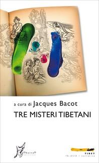 Tre misteri tibetani - Librerie.coop