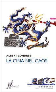 La Cina nel caos - Librerie.coop